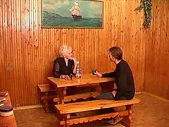 Russian Granny And Boy 080