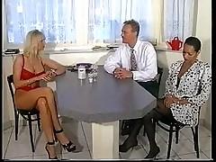 Sandra Foxx-fisting Lesbians (gr...