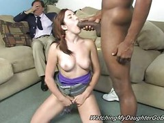 Ivy Rider Gets A Messy Facial Su...