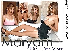 Sweet Indian Maryam Playing With...
