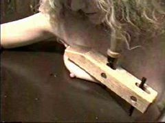 Tit Clamped