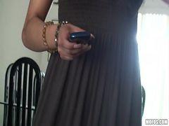 Vidgin.com - Jazlyn Dimez - Culo Extrema