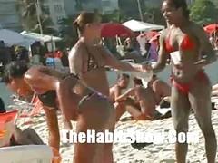 Brazilian Orgy Freakfest In Rio