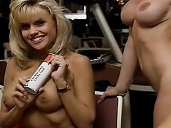 Jacqueline Lovell Nude Bowling (...