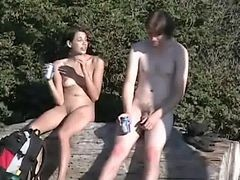 Nudist Beach Canada 5-8