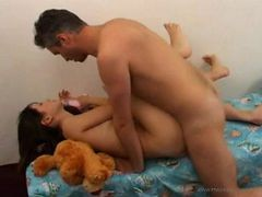 Father Fucks Pre Teen Daughter