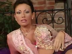 Exotic Sexy Looking Mature Gets The Cock In Her Pussy...