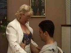 Mature Italian Teacher And The Y...
