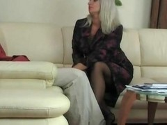 Interview With Mature Woman