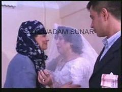 Turkish Wedding - Fucking With Virgin Wife