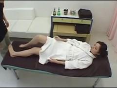 Celebrity Voyeur Massage Mirei S...