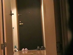 Naked At Door 2