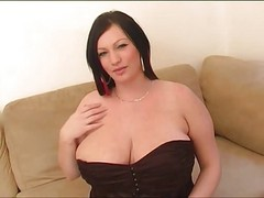 Bbw Brit Slut Simone Being Bange...