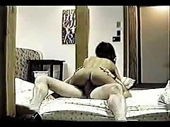 Young Latina Prostitute Fucking A White Guy
