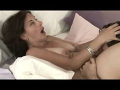 Your Girlfriends Mother Mature With Young Guy