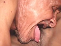 Desi Babe Fucks Lucky Old Guy