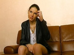 French Hairy Milf Analsex