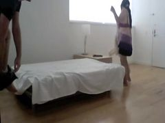 Risky Chinese Gilf Hooker Bareback, Cum Inside