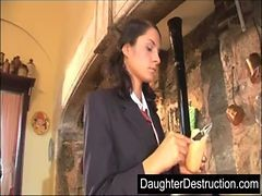 Brutal Daughter Destruction