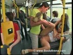 Laura Lion - Sex On Public Bus