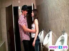 Cute Teen Iveta Get Fucked In The Toilet Myhotexgfs.com