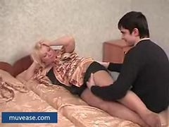 Chubby Mature Mother Gets Hard Teen Amateur Cock - Mu...