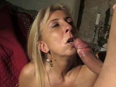 Old Italian Mature Women Fucks Young Boyfriend