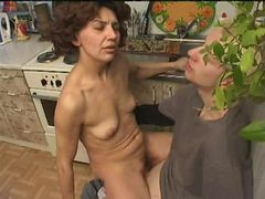 Mature And Son Fucked