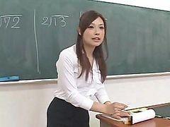 Supercute Rui Saotome Fucked In School 1