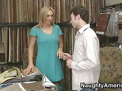 James, You Really Don't Mean It! (naughty America â» My Friend's Hot Mom)