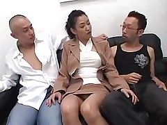 Japanese Threesome Mmf - Uncenso...