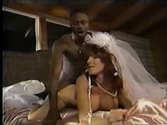 White Bride Black Cock