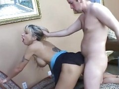 Rampant Morgan Ray Gets Deep Thr...