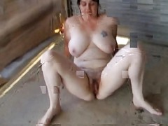 Chubby Wife Outdoor