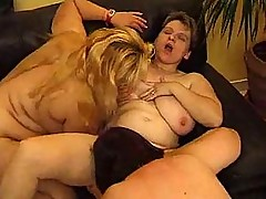 Three Busty Monster Mom