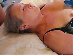 Dad Cum On Face Of My Slut Mom....