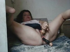 Caught My Slut Mum With Her Youn...