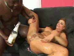 Crazy Orgy - Dp Interracial Squirting Fisting Swallow...