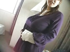 Pregnant Japanese Girl With Huge...