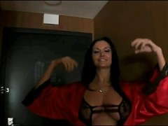 Two Hot Milfs Have Big Boobs An...