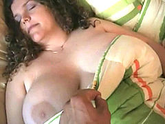 Tasty Crisa Gets Felt Off While Sleeping